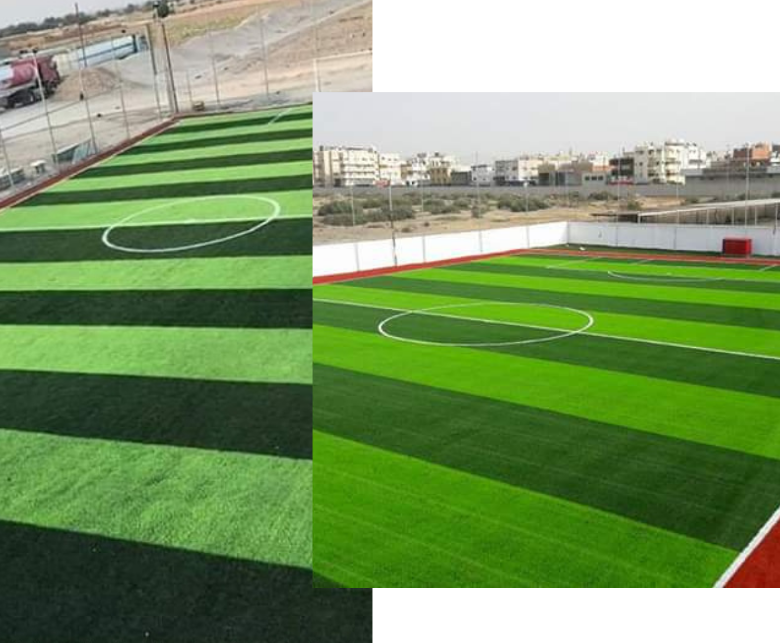synthetic turf page